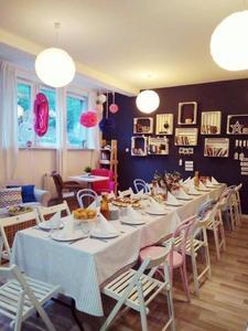 Ciuciubabka cafe   Warszawa