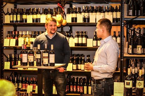 Winiarnia na Grochowie