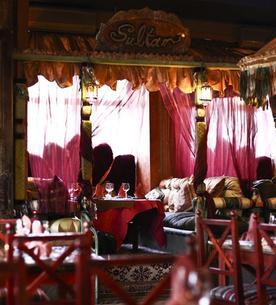Restauracja libańska
