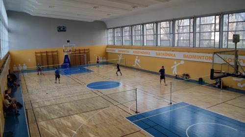 Badminton na Solcu