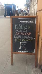 Praga w czarnej bieli