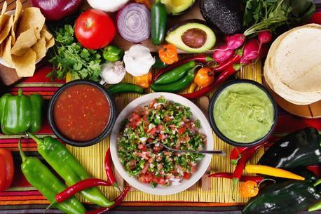 Kolory Meksyku na talerzu!
