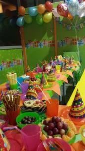 Radosne urodziny urwisa