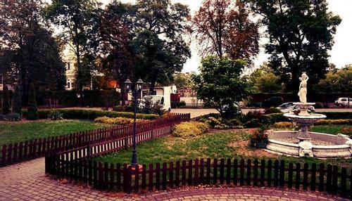 Malowniczy Park